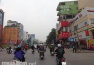 Bán nhà mặt phố số 81 Nguyễn Trãi,35m2 x 3 tầng,2 mặt đường lớn