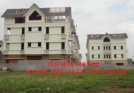 Cần tiền bán 1 số căn biệt thự Dương Nội, Hà Đông, giá rẻ, sổ đỏ chính chủ