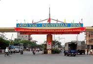 Cho thuê nhà xưởng sản xuất KCN Đồng Văn I, Duy Tiên, Hà Nam, 1500m2, giá 45.000đ/m2