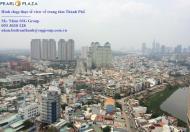 Bán căn hộ Pearl Plaza, 2 phòng ngủ, 103m2, 4.7 tỷ, trực tiếp CĐT