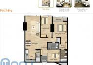 Bán căn hộ 1702 (118 m2) Tòa A, chung cư cao cấp Keangnam