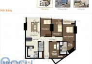 Bán căn hộ 1403 (160 m2) Tòa A chung cư cao cấp Keangnam