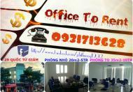 Cho thuê văn phòng tiện ích tại Quốc Tử Giám