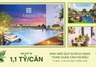 Mở bán đợt cuối Lavita Garden + thiết kế chuẩn Singapore 1,1 tỷ/căn chiết khấu 80tr LH: 0909124939