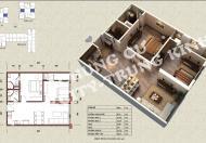 Căn đẹp 1511- V4 CC Home City, DT 69,8m2, 2PN cần bán gấp 0981.079.456