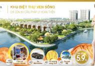 Bán 16 căn nhà phố được phép KD khu compound 226 căn biệt thự, nhà phố Q7, Bùi Văn Ba