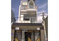 Bán nhà 1 trệt 2 lầu, mặt tiền Trương Công Định, hướng TB