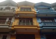 Cần bán nhà 4 tầng trong ngõ Trần Thái Tông, ngõ thông thoáng, gần các trường đại học Báo chí