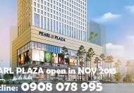 Cho thuê văn phòng hạng A - Pearl Plaza quận Bình Thạnh – Hotline: 0908 078 995
