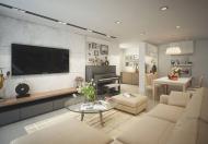 Cho thuê căn hộ 88m2, 2PN, nội thất đầy đủ tại chung cư 671 Hoàng Hoa Thám với giá 12 triệu/tháng