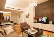 Căn hộ có DT 87m2, 2PN, nội thất đầy đủ tại chung cư 671 Hoàng Hoa Thám, giá chỉ 15 triệu/tháng