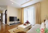 Cho thuê căn hộ cao cấp tại chung cư 671 Hoàng Hoa Thám, DT 94m2, 2PN. Giá 12 triệu/tháng