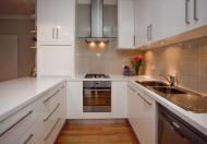 Cho thuê căn hộ tại chung cư 671 Hoàng Hoa Thám diện tích 95m2 gồm 2PN đồ cơ bản giá 12 triệu/tháng