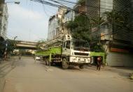 Nhà MP Nguyễn Trãi, 38m2 x 4T, MT 5m, giá đẹp 8 tỷ. Lô góc