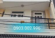Bán nhà HXH 5m Trần Văn Ơn, P. Tân Sơn Nhất, Q. Tân Phú. DT: 5 x 11m, giá 3,6 tỷ