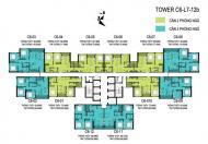 Nhượng lại căn 10 82m2 tòa C6 2 phòng ngủ Vinhome D'. Capital Trần Duy Hưng view hồ