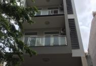 Bán nhà mặt tiền đường Số 2 khu Him Lam, Quận 7, DT: 5*20m, 1 trệt 3 lầu, giá: 12.5 tỷ