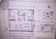 Mình có căn 2 phòng ngủ, căn góc số 10 tòa B2 Tây Nam Linh Đàm cần bán