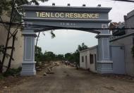 Mở bán đất nền Khu đô thị Tiến Lộc - Hà Nam
