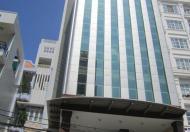 Bán tòa nhà MP Nguyễn Thái Học nhà 10T xây mới, rất ít sd DT sổ đỏ là 210m2, TDT 2.200m2 gồm 2 hầm