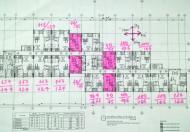 Tôi chính chủ bán gấp căn hộ 1605, CC 60 Hoàng Quốc Việt, DT 100m2, giá 24tr/m2 - 0944952552