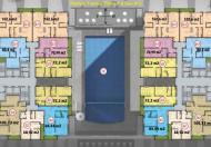 Chính chủ bán chung cư Five Star số 2 Kim Giang, căn 1102, DT: 84.4m2, giá 22 tr/m2