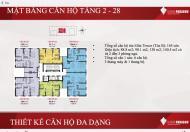 Bán căn hộ chung cư tại dự án Paragon Tower, Cầu Giấy, Hà Nội