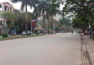 Bán nhà liền kề 4 tầng x 108m2 mặt đường đôi Nguyễn Khuyến, Văn Quán, kinh doanh tốt