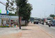 Đất nền mặt tiền Quốc Lộ 13, thuộc TTHC thị xã Bến Cát, cách chợ Bến Cát 500m