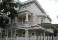 Bán nhà biệt thự khu đô thị Him Lam, 5x20m, 3 lầu, 1 trệt, 1 hầm, 8PN, 7WC