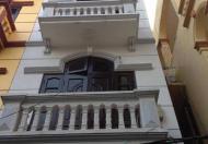 Bán nhà Tô Vĩnh Diện, ở luôn, dt 56m2, 4 tầng, mt 4,8m.