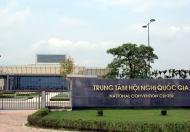 Chính chủ cần bán nhà diện tích 77m2, mặt đường 6m, gần trung tâm hội nghị Quốc gia