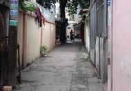 Cần bán nhà hẻm Trần Văn Ơn, P.Tân Sơn Nhì, Q, Tân Phú
