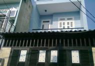 Bán nhà hẻm nhựa 5m đường Gò Dầu, gần Tân Quý. DT 4m x 15m 1 lầu đúc, nhà tốt giá 3 tỷ