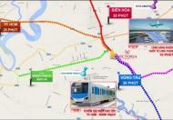 Đất Đồng Nai khu dịch vụ sân bay quốc tế Long Thành MT Quốc Lộ 51 giá gốc CĐT, CK khủng, 0937012728