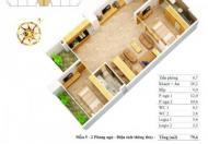 Chính chủ cần bán căn hộ DT 85.5m2 trung tâm Q.Thanh Xuân, giá 26.5tr/m2. LH: 012.5381.5746