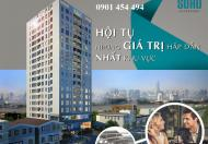 Bán căn hộ Soho Riverview Bình Thạnh nhận nhà ở liền, tặng ngay 50tr và ck thêm 3%, lh 0901 454 494