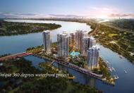 Bán căn hộ Đảo Kim Cương Quận 2, B20.2, căn 3 phòng ngủ, 142m2, view sông SG, cầu Phú Mỹ, 40tr/m2