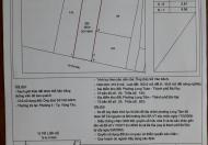 Bán đất 10x34m mặt tiền đường Võ Thị Sáu, P. Long Tâm, TP Bà Rịa, giá 1,6 tỷ