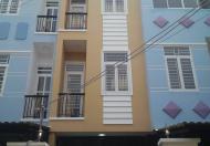 Bán nhà phố 1 trệt 2 lầu, sân thượng, 4PN, ngay cầu Ông Bốn, Phước Kiển