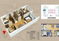 Tôi bán căn 1210 tòa B chung cư Helios Tower 75 Tam Trinh DT: 68m2, giá 21tr/m2. LH: 01667536977