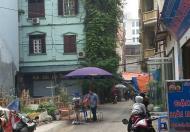 Bán đất phân lô phố Trần Quốc Hoàn, Cầu Giấy, lô góc 2 mặt đường