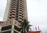 Bán căn hộ 116m2 tầng 16 tòa NO1 giá 20.5Tr/m2 có nội thất chung cư K35 BQP