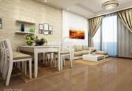 Cho thuê CHCC Vinhomes 56 Nguyễn Chí Thanh, 2PN, đủ nội thất xịn view hồ, giá 22 tr/tháng