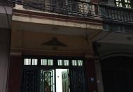 Cho thuê nhà số 14 ngõ 47 Nguyễn Khả Trạc, 5 tầng, 71 m2, ô tô đỗ cửa