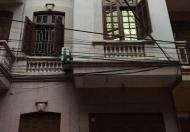 Cho thuê nhà số 9 ngõ 152 Nguyễn Đình Hoàn, 4 tầng, 52 m2, full nội thất