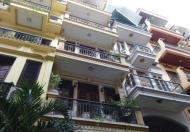 Bán nhà liền kề số 82 ngõ 86 Duy Tân,50m2 x 5 tầng có vỉa hè