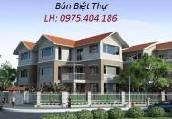 Bán biệt thự, nhà vườn Trung Văn Hancic Tổng Nhà Hà Nội 105m2, 132m2, 147m2, 170m2 sổ đỏ