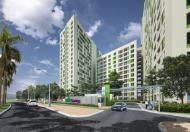 Cho thuê căn hộ ParcSpring DT 69m2, 2PN, giá 7,5tr/th