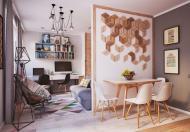 Bán căn hộ Thủ Đức, sổ hồng, nhận nhà ở ngay, DT: 68m2, 2PN, căn góc, view hồ bơi. LH: 0906725279